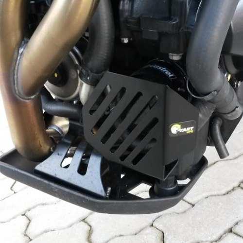 Protetor Do Filtro De Óleo Triumph Tiger 800 XC  - TERRA DE ASFALTO ACESSÓRIOS