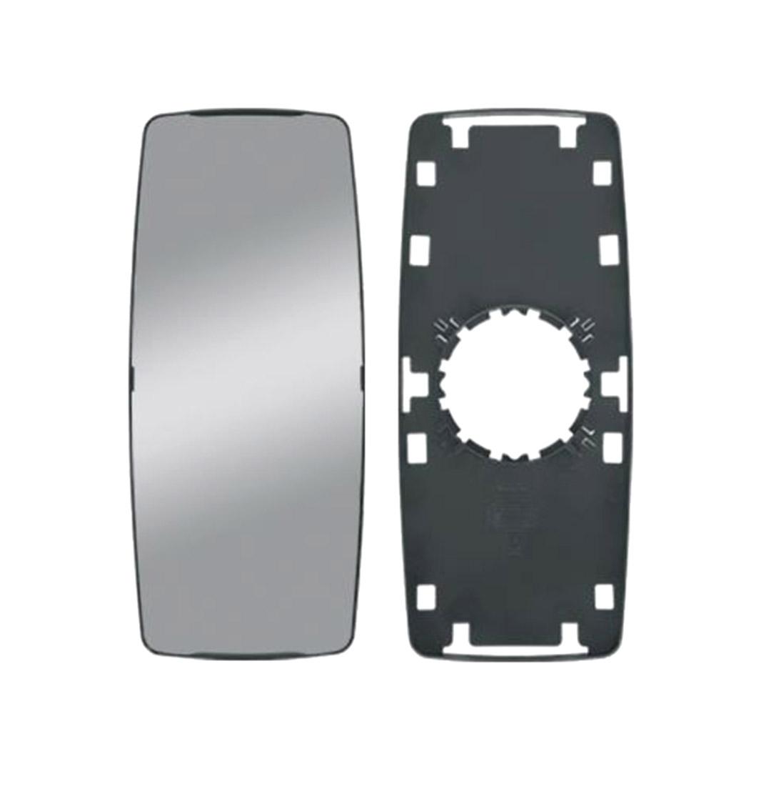Base com Vidro Espelho Retrovisor MB 1634/1938/2638 LS / Atron 1635
