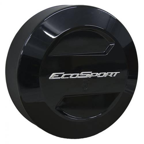 Capa de Estepe Rígida Ecosport Preto Ebony