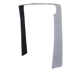 Cegonheiro FH Globetrotter 2015 com Teto Lateral larga