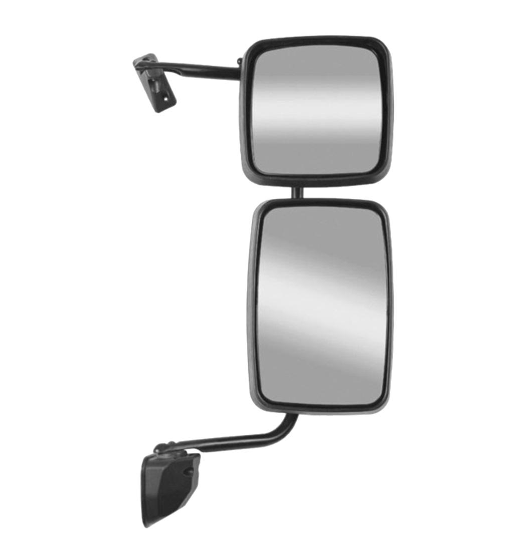 Conjunto Espelho Retrovisor com Espelho Auxiliar Ford Cargo 1419 a 3133 Euro 5 2012/2019