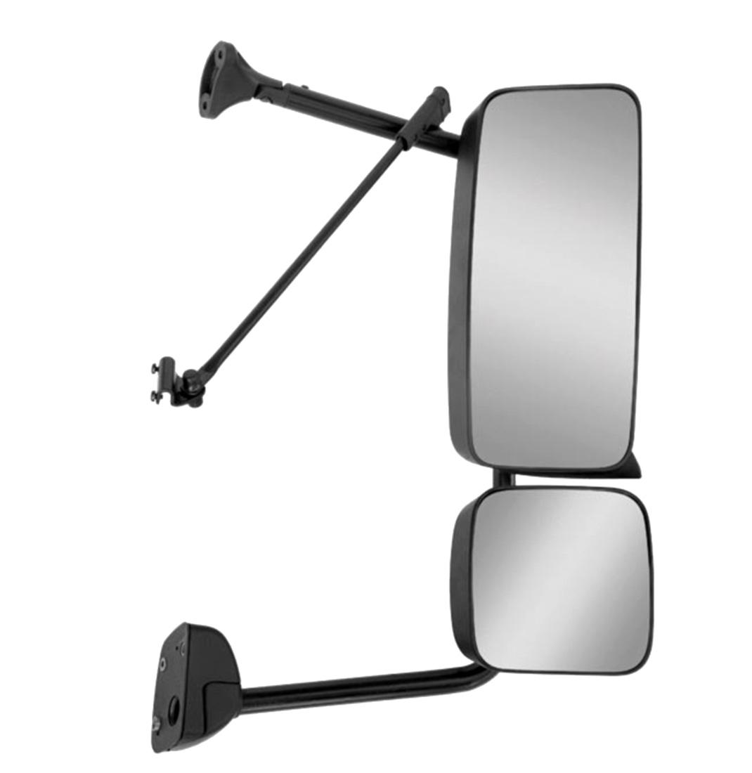 Conjunto Espelho Retrovisor com Espelho Auxiliar MB Axor / Atego 2014/2020