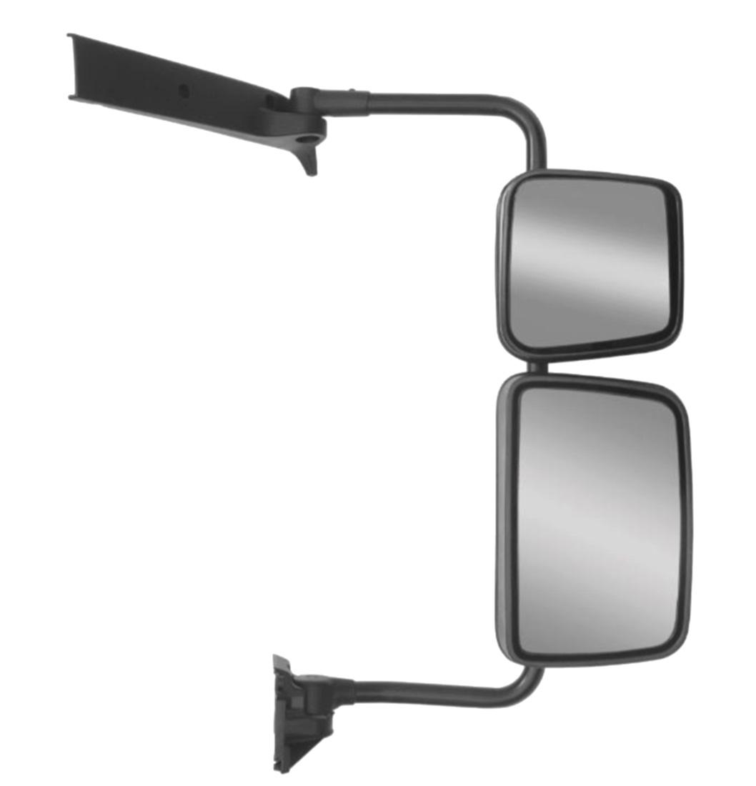 Conjunto Espelho Retrovisor com Espelho Auxiliar Volvo VM 2006 em Diante