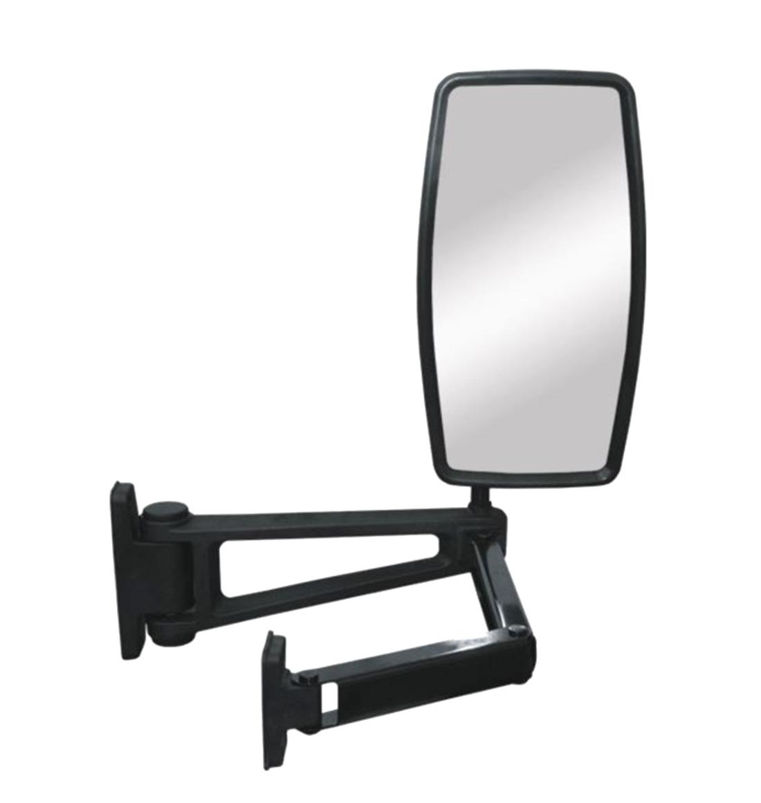 Conjunto Espelho Retrovisor Ford Cargo 2422E/2428E até 2009