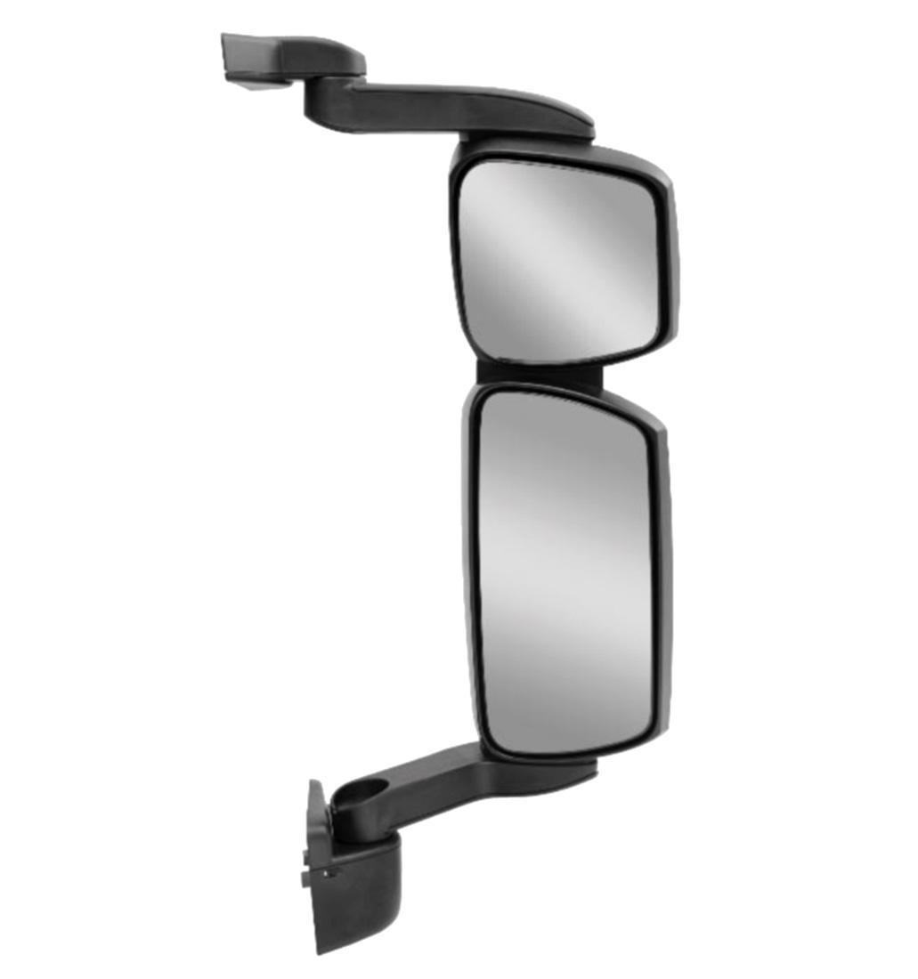 Conjunto Espelho Retrovisor Iveco Stralis/ Trakker/ Hi-Road