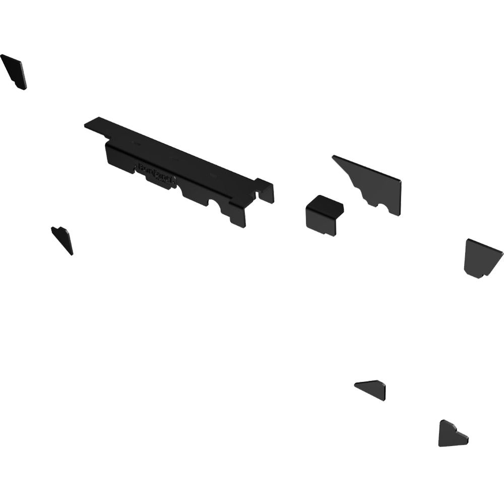 Conjunto Reforço De Diferencial Troller T4 2015