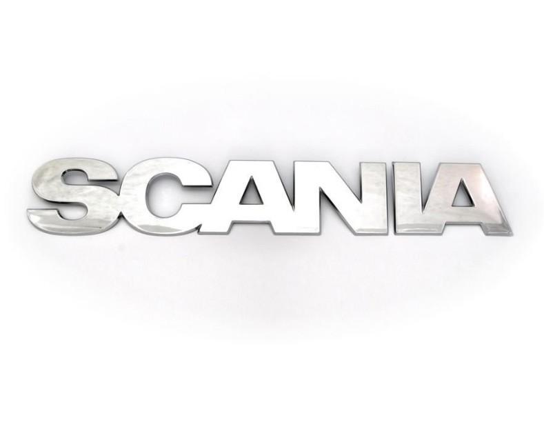 Emblema da Grade Scania S5 G / R 2008 / 2009