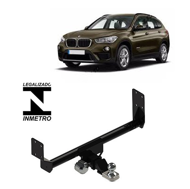 Engate de Reboque BMW X1