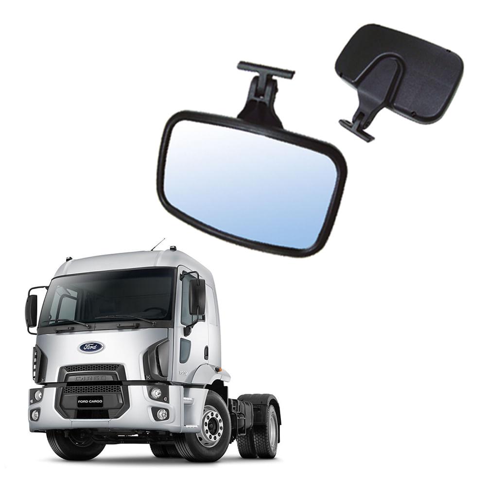 Espelho Rampa Convexo Ford Cargo 2012 a 2017