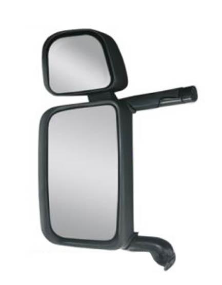 Espelho Retrovisor Scânia T / R 114 / 124 / paraG / R LE c /  Desembaçador Elétrico