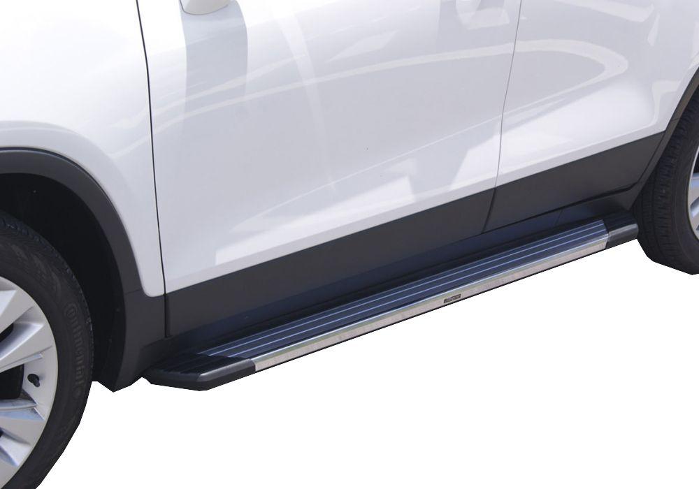 Estribo Aluminio Suv II Hyundai IX35 BEPO 2011 a 2015