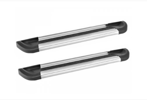 Estribo de Alumínio Cabine Simples Nova s10 e Nova ranger