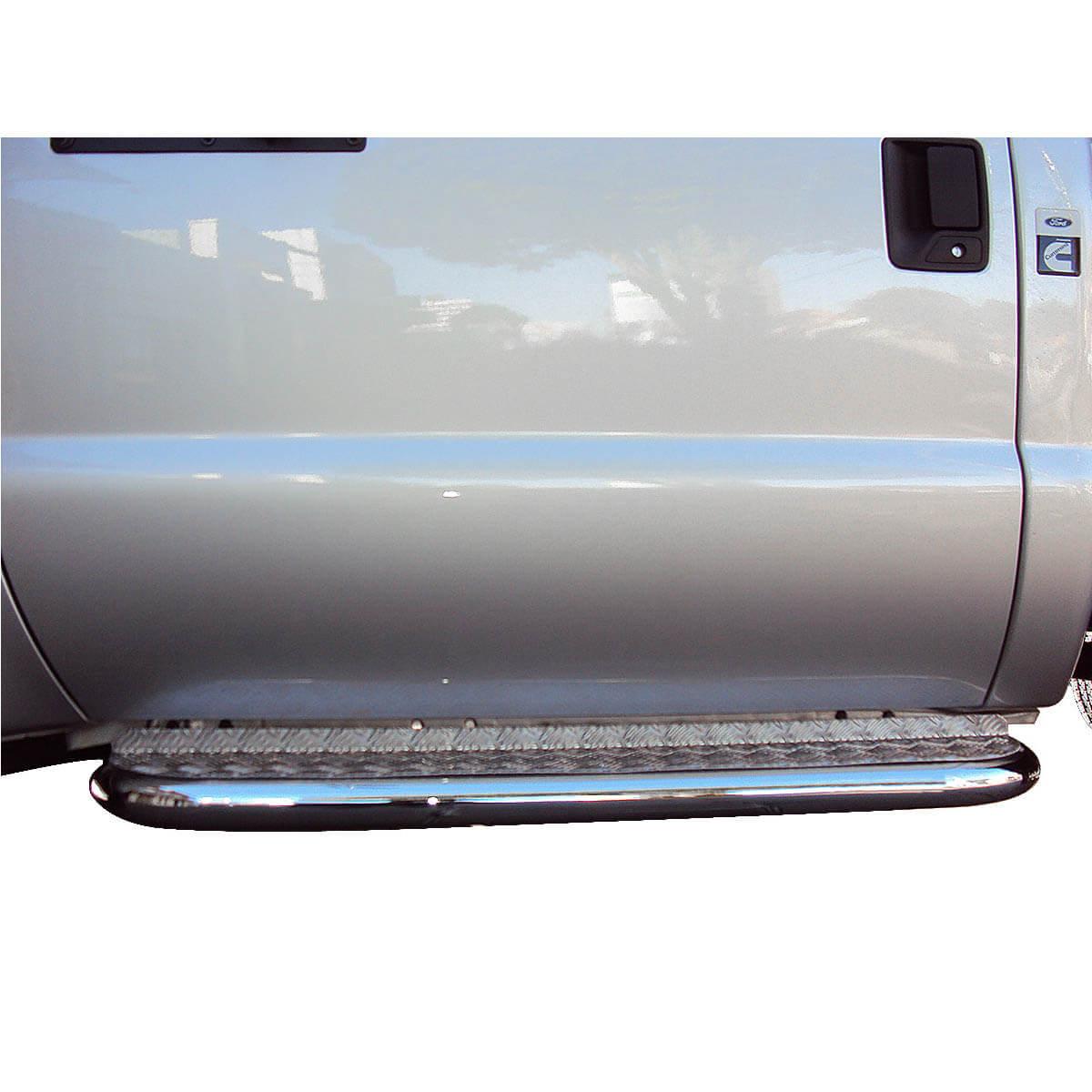 Estribo Plataforma Cromado GM Silverado 130 cm