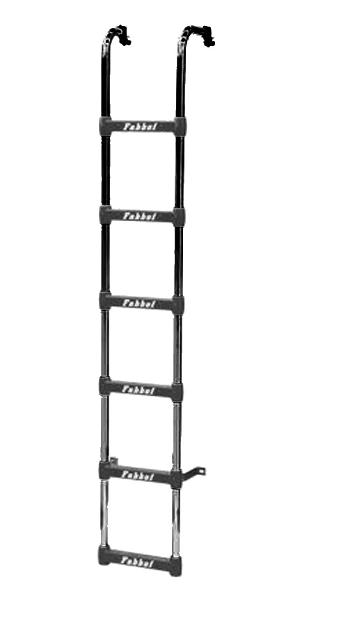 Estribo Traseiro de Cabine (Escada)