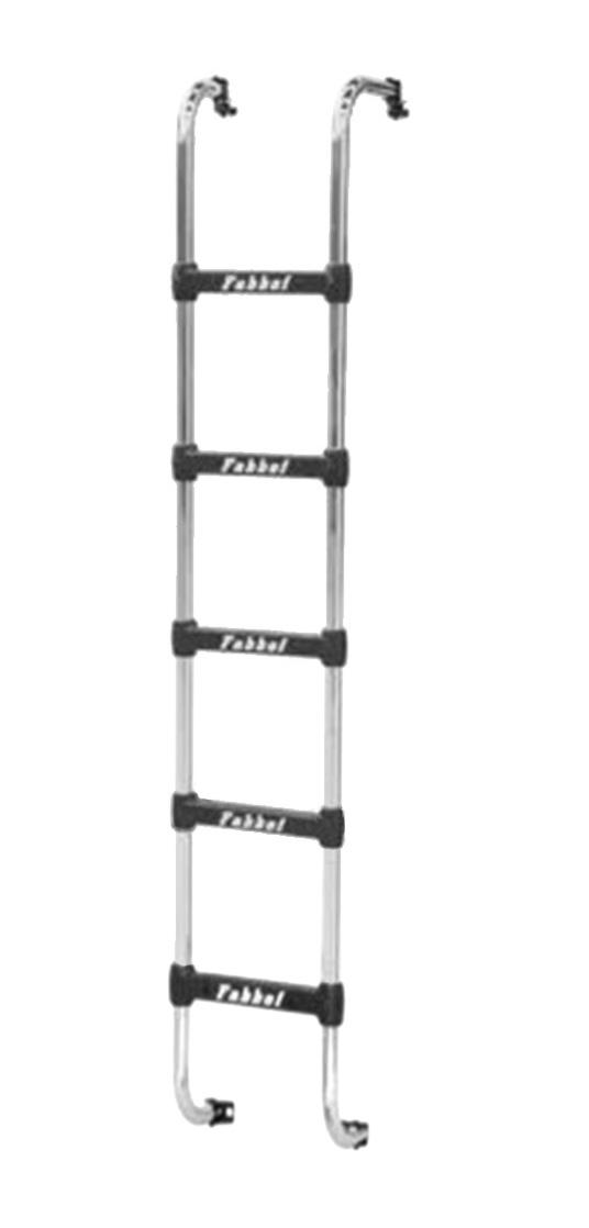 Estribo Traseiro de Cabine (Escada) Scania R Highline até 2018 (sem Furar Cabine)