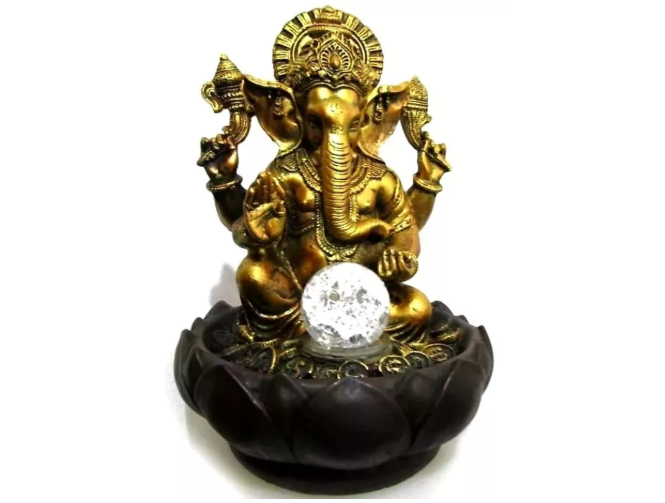Fonte Ganesha G  Bivolt Resina