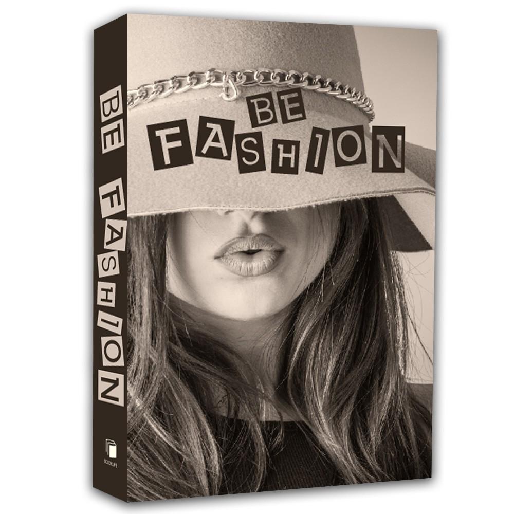 Livro Caixa Decorativo Book Be Fashion