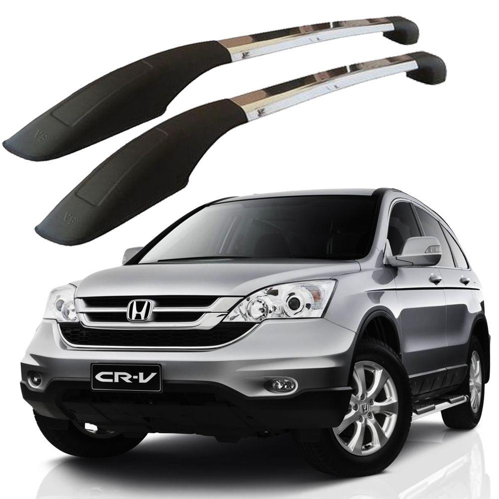 Longarina De Teto Decorativa Para Honda Cr-v