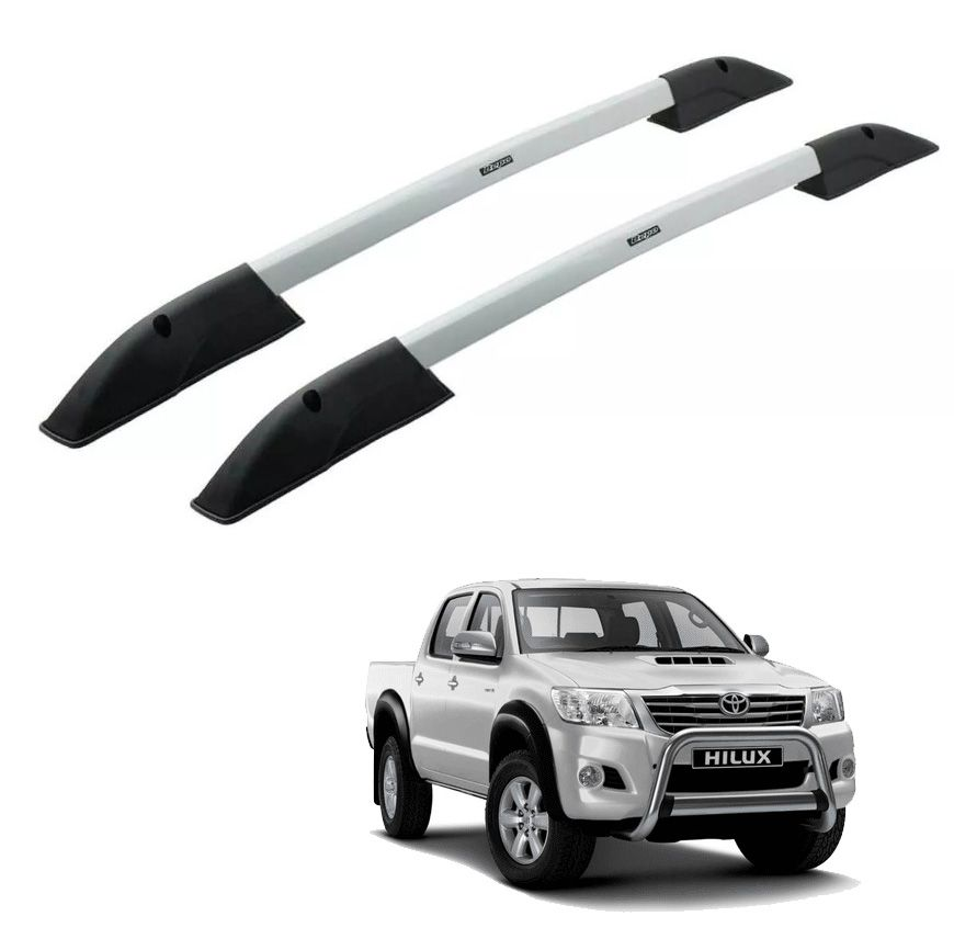 Longarina Decorativa Teto Executive Hilux 2005 a 2015  Bepo