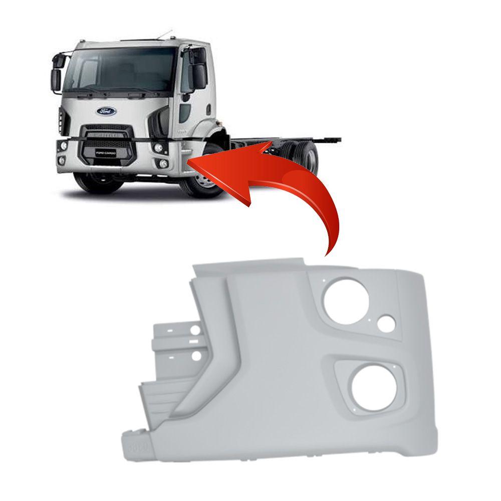 Ponteira Parachoque Ford Cargo 1723 / 2429 Lado Esquerdo