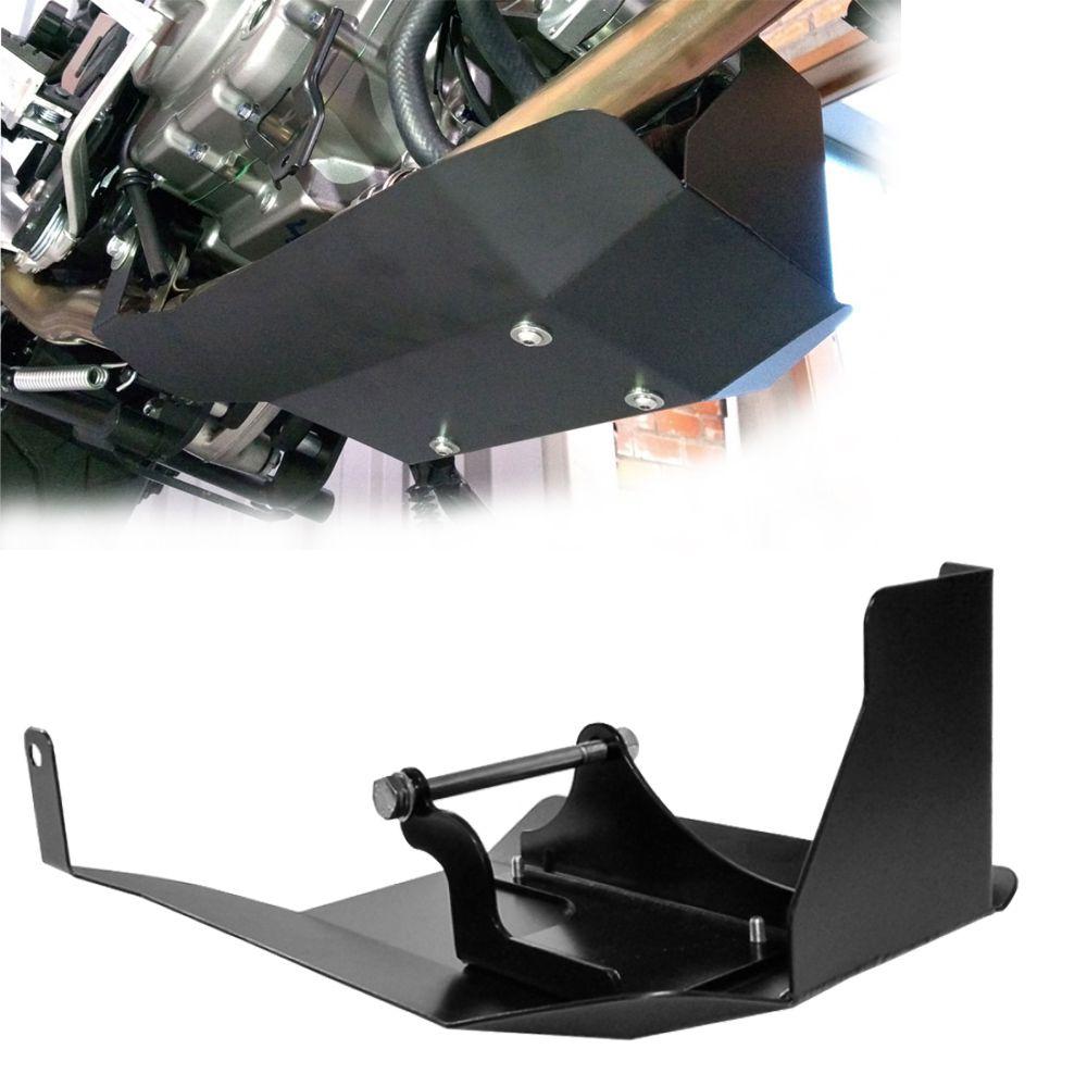 Proteção De Carter E Filtro Suzuki V-Strom 650 2014/2020