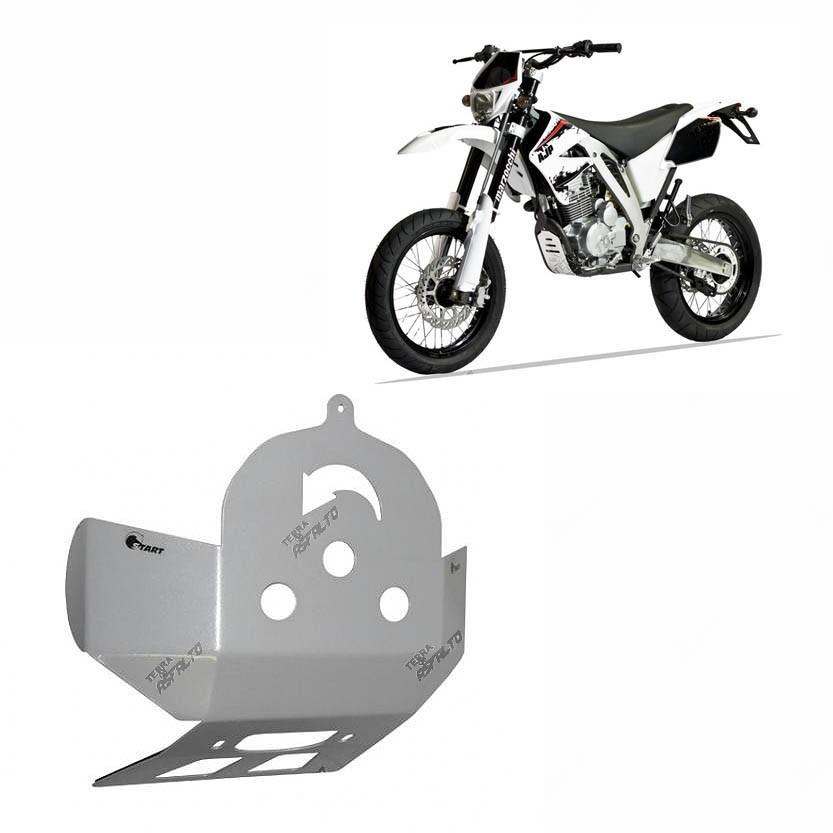 Proteção de Motor Alumínio Polido AJP PR4
