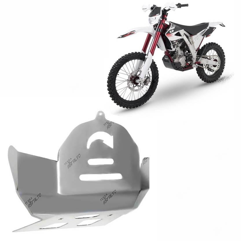 Proteção de Motor Alumínio Polido AJP PR5 até 2013