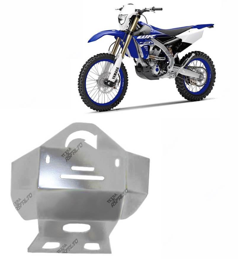 Proteção de Motor Alumínio Polido WRF250 2007 a 2014
