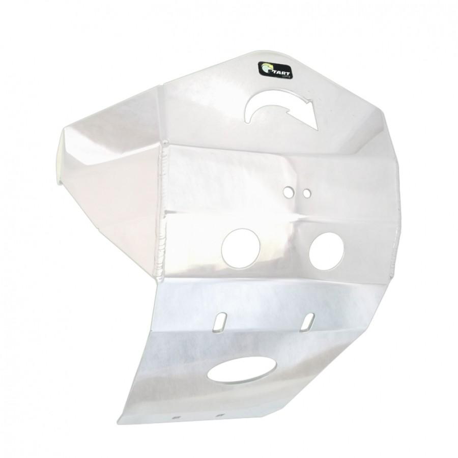 Proteção de Motor KXF 450 2019   Alumínio Polido