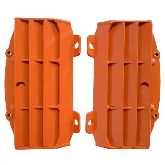 Proteção de Radiador Frontal PREMIUM Husqvarna 2016 2017 2018 laranja