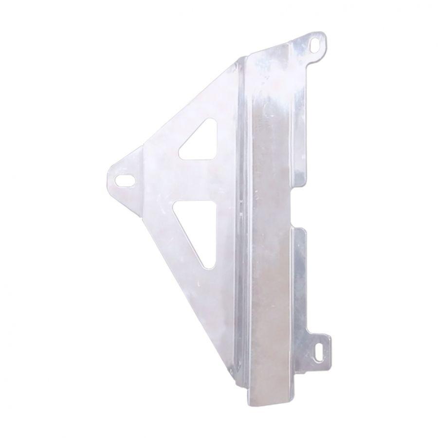 Proteção de Radiador Lateral MX YZF 450 2018/19 Alumínio Polido