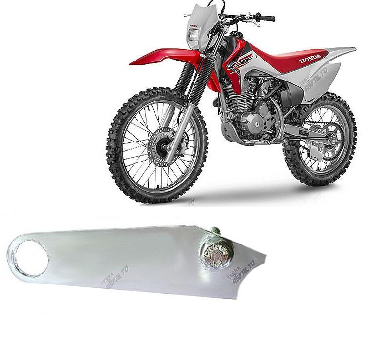 Proteção do Eixo de Câmbio Alumínio CRF230