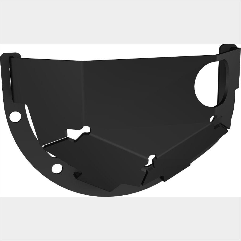 Protetor De Diferencial Dianteiro Troller T4 2015
