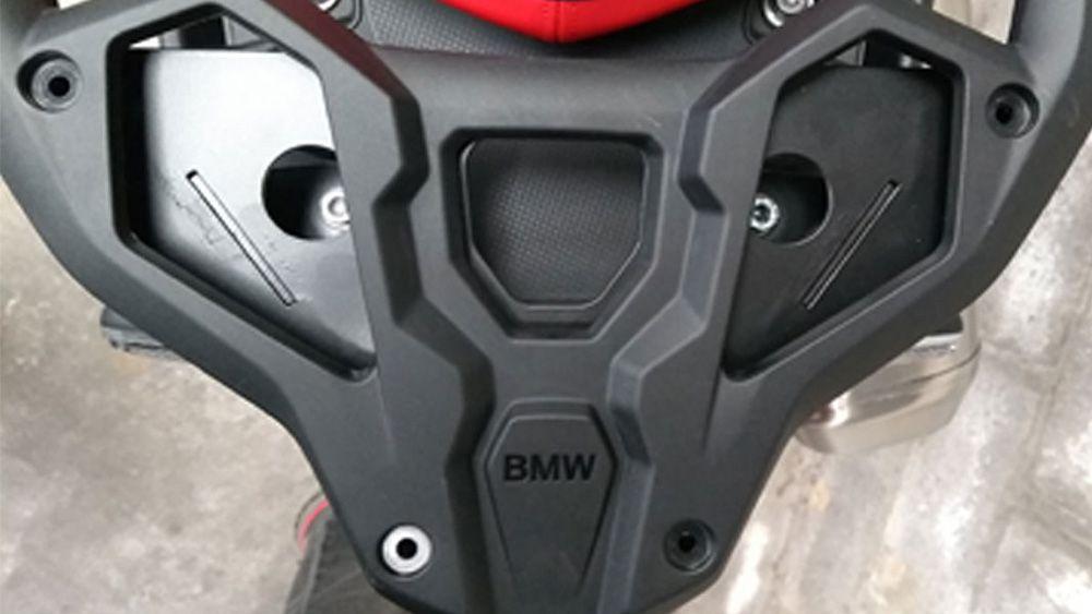 Reforço Base de Baú  BMW F750  F850 GS   2019