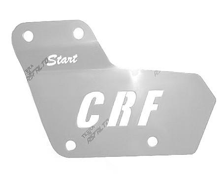 Reforço Guia de Corrente Alumínio Polido CRF230