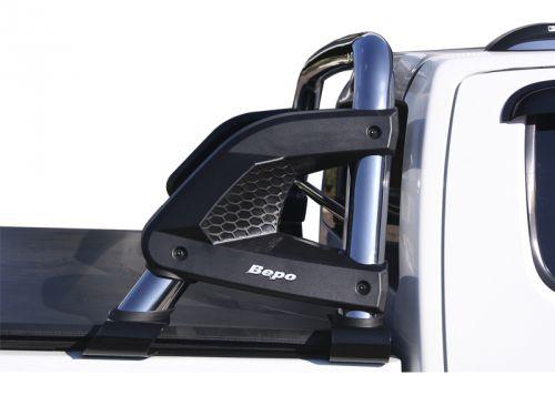 Santo Antonio Bepo B2 para S10 Cab. Dupla 2011 Cromado Com Barra