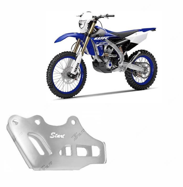 Suporte Guia de Corrente Alumínio Yamaha YZ / WR