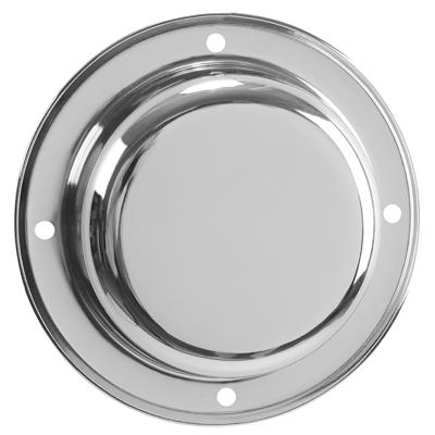 Tampa para Cubo de Roda Metal Randon 4 Furos Modelo Novo - Pequena