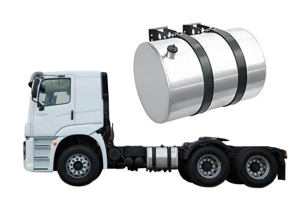 Tanque de Combustível em Alumínio para Volkswagem Constellation 19320 300L LE