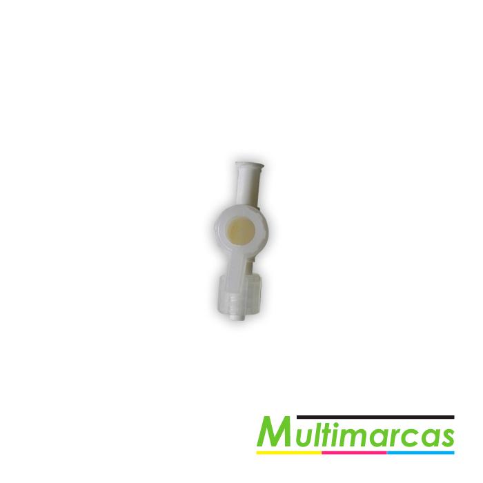 Válvula 2 VIAS - BRANCA /PRETA