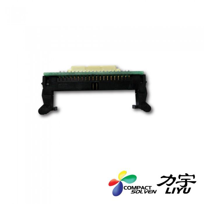 PRINTHEAD PCB PTP 512 14 PL MODELO NOVO  - Meu Plotter