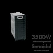 No-break Compact Power 5kVA Dupla Conversão