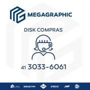 Compra Monitorada - MegaPlot TC 1261 - Luana
