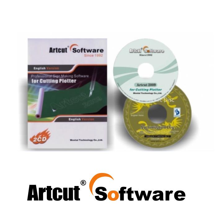 Software ARTCUT || Original || Para plotters de corte  - Meu Plotter
