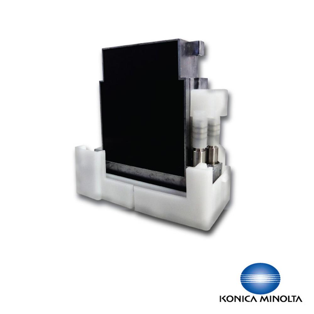 Cabeça de Impressão Konica Minolta KM512MH - Aquecida  - Meu Plotter