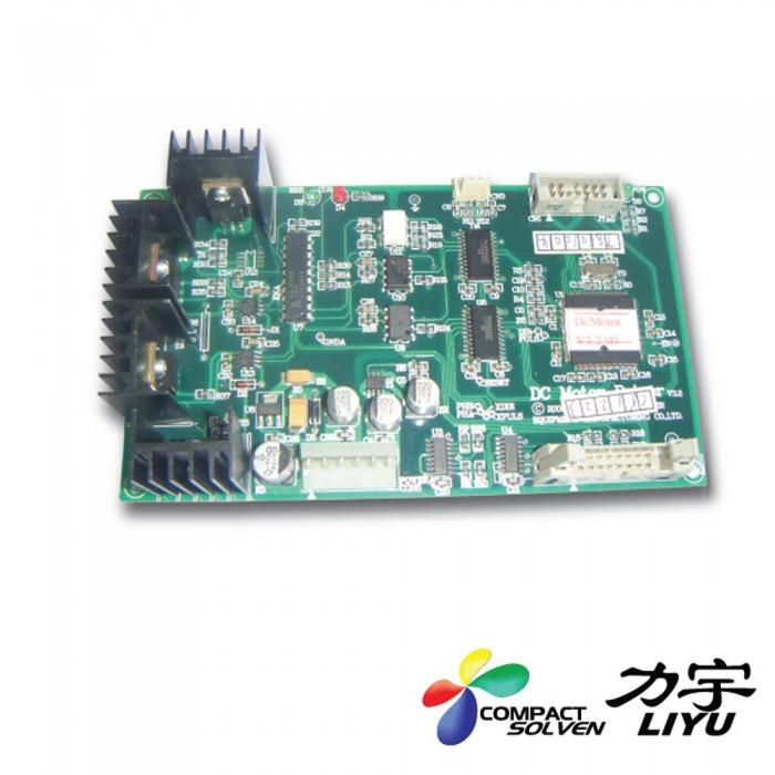 DC motor driver PCB 3.0 /3.2  - Meu Plotter