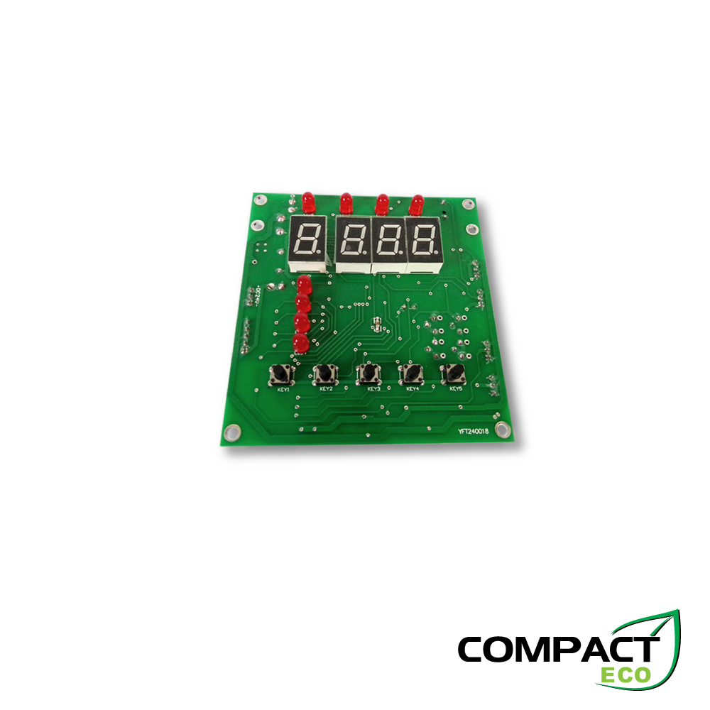 PLACA CONTROLADORA TEMPERATURE (1405089)