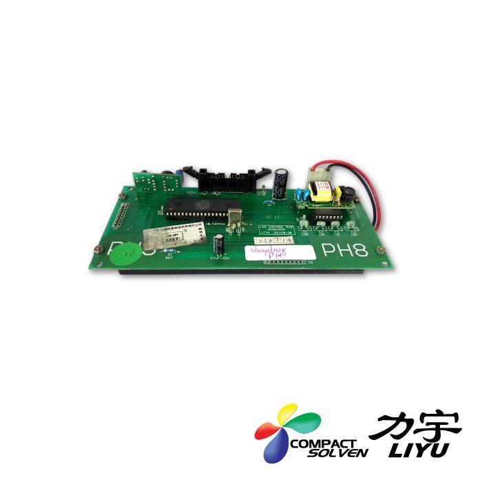 LCD control PCB 188/258  - Meu Plotter