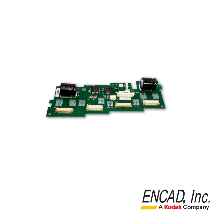 Carriage PCB NJ4 E PRO