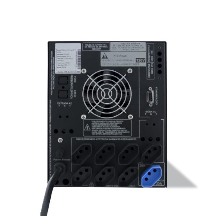 No-break Compact Power 3kVA 2100w  - Meu Plotter